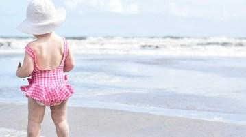 Come proteggere i bimbi dal sole?