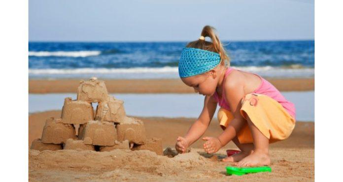 spiagge a misura di bambino