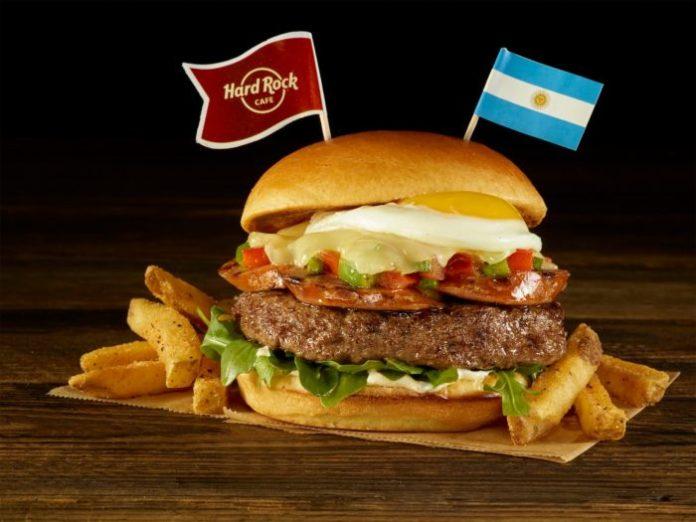 world burger tour argentina