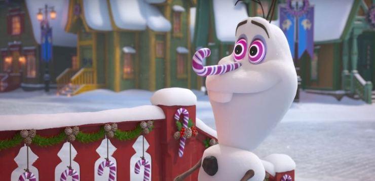 Frozen – Le avventure di Olaf con il film Disney•Pixar Coco.