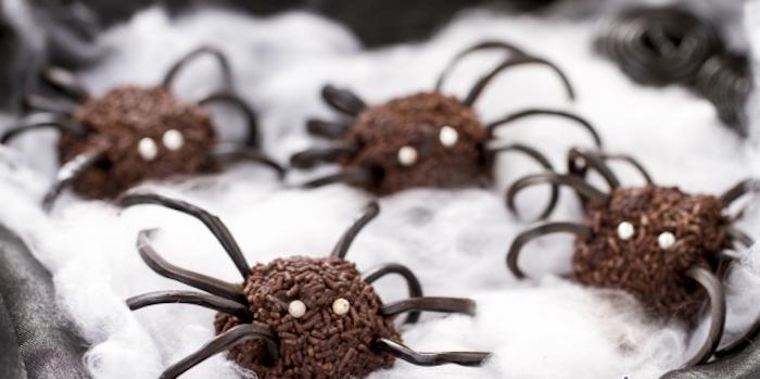 Ragnetti cioccolatosi