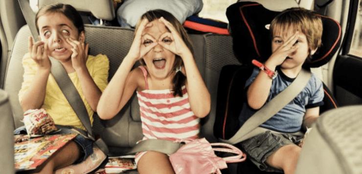Viaggiare con i bambini: alcuni consigli