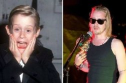 attori famosi da bambini