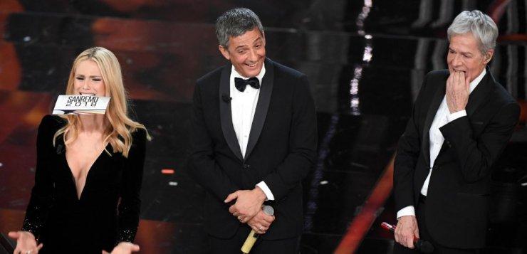Sanremo 2018: Fiorello è come Maradona, dove lo metti vinci!
