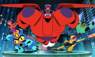 Big Hero 6 La Serie