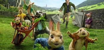 Peter Rabbit un film divertente che fa riflettere. La recensione.