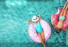 donna mestruazioni estate