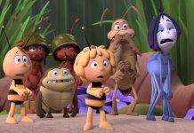 l'ape Maia – Le olimpiadi di miele