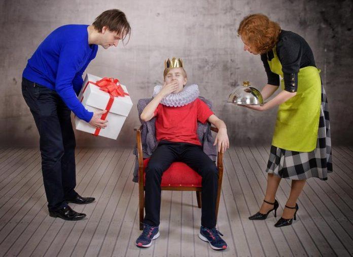 genitori permissivi