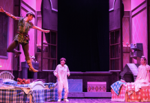 Al Teatro Sistina Peter Pan Forever – Il Musical