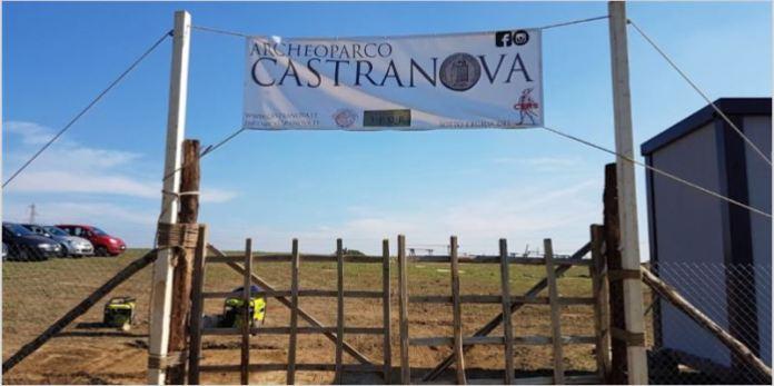 Archeoparco castranuova ingresso
