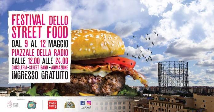 Festival dello Street Food Piazzale della Radio