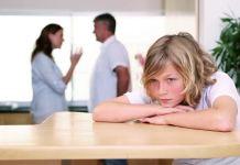 conflitti tra genitori