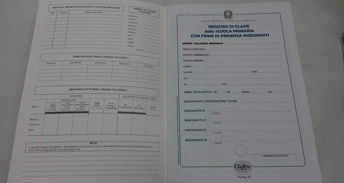 note sul registro
