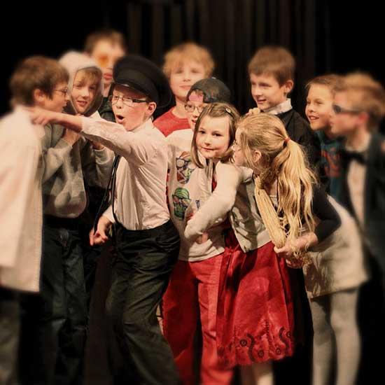 Vacanze da Grock: il summer camp tra divertimento e teatro!