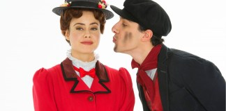 Mary Poppins il Musical arriva a Roma
