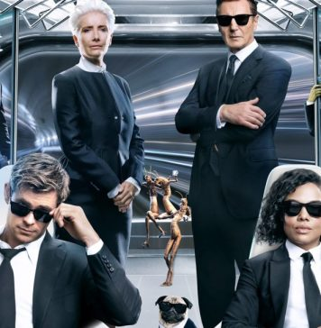 Men in Black International.
