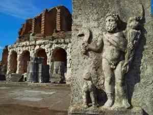 Giornate Europee del Patrimonio 2017 @ Anfiteatro Campano e Museo Archeologico dell'Antica Capua