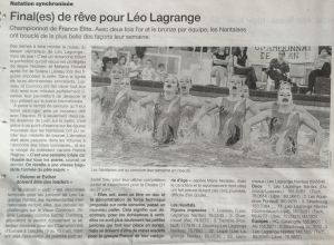 Ouest-France 12 avril