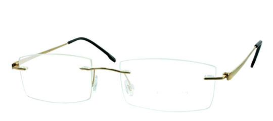 ochelari fara rama/ frameless/ rimless/ rama de titan/ rama titanflex foarte usor si estetic