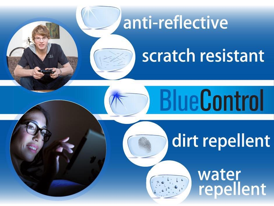 Blue control promotie progresive