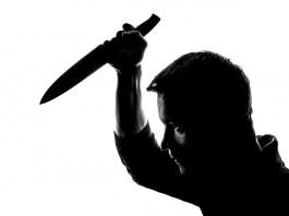 Messer Angriff