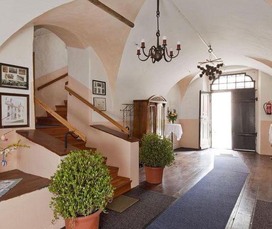 Meran- und Stampferhaus Vordernberg (Foto: BDA)