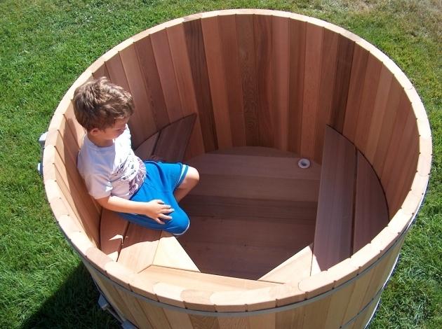 Wood Fired Japanese Soaking Tub Bathtub Designs