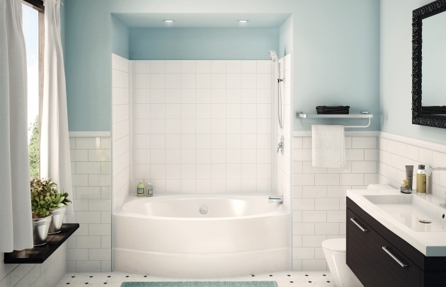 Fiberglass Bathtub Shower Combo Bathtub Designs