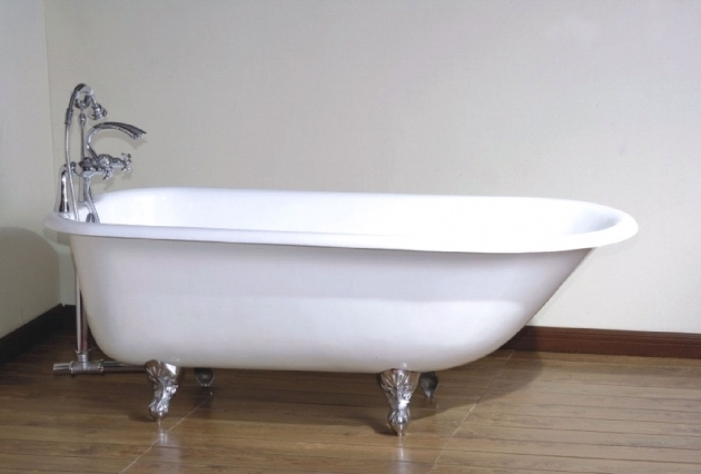 Clawfoot Tub Used As Shower Impressive Shower Enclosure