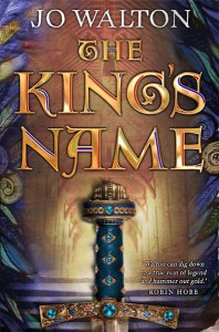 Book Talk: The King's Name
