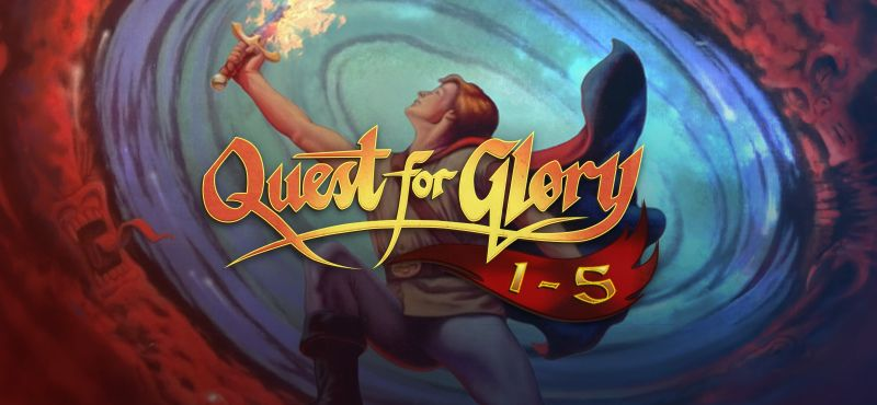 Quest for Glory 1-5