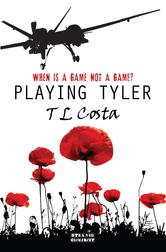 Cover for Playing Tyler by T L Costa