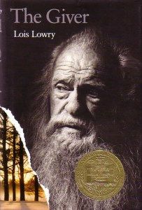 Cover for The Giver by Lois Lowry