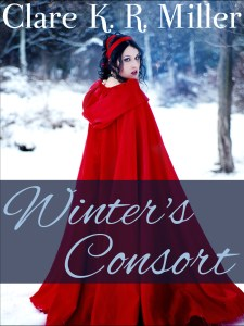 Cover for Winter's Consort by Clare K.R. Miller.