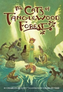 Book Talk: The Cats of Tanglewood Forest