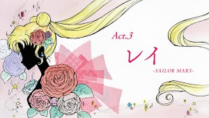 Sailor Moon Crystal: Act 3, Rei, Sailor Mars