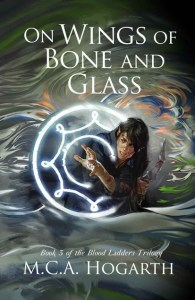 Book Talk: On Wings of Bone and Glass