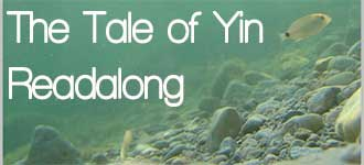 Readalong Banner: Tale of Yin by Joyce Chng