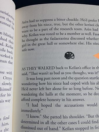 A Promise Broken: One of the dividers in the first proof.