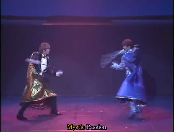 Sera Myu: The Beginning of a New Legend Tuxedo Kamen vs King Endymion