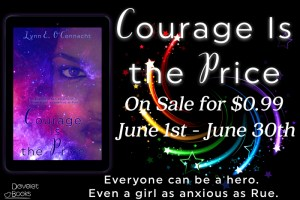 Courage Is the Price: On sale for $0.99 from June 1st to June 30th at all retailers