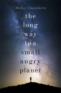 Book Talk: The Long Way to a Small, Angry Planet