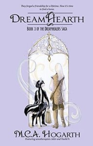 Book Talk: Dreamhearth