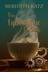 Book Talk: The Cybernetic Tea Shop