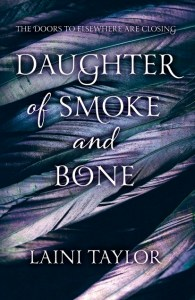 Book Talk: Daughter of Smoke and Bone