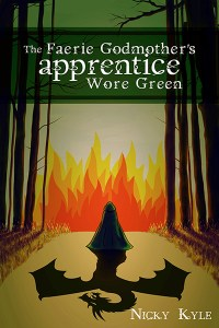 Book Talk: The Faerie Godmother's Apprentice Wore Green