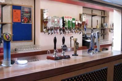 Function hall bar