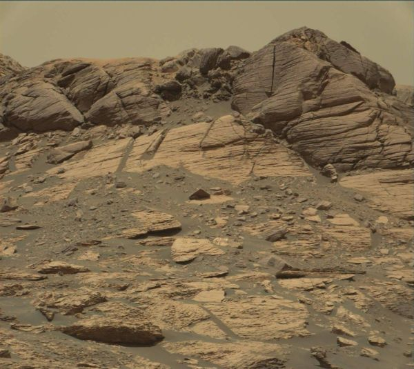 Curiosity Mars Rover Spectacular Weekend Viewing