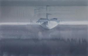 Acrylique sur toile 90 × 140 cm
